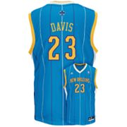 adidas New Orleans Hornets Anthony Davis NBA Jersey - Men