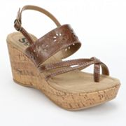 SO Platform Wedge Sandals - Women