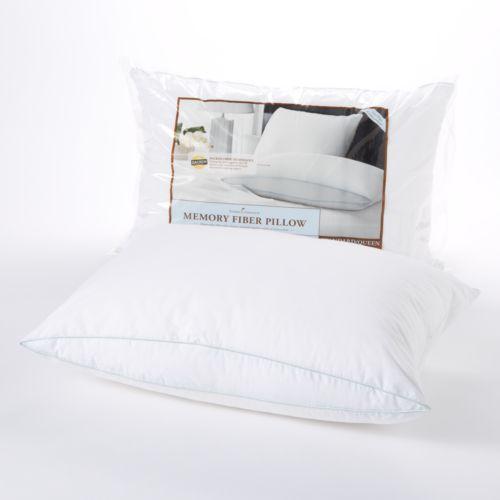 Home Classics® Memory Fiber Standard Pillow