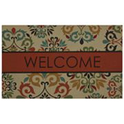Mohawk Home Bright Medallions Welcome Doormat