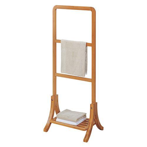 Neu Home Lohas 3-Bar Shelf & Towel Rack