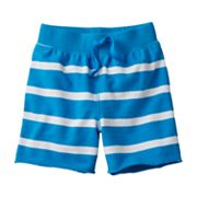 Jumping Beans Striped Shorts - Baby