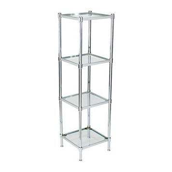 Neu Home Glacier 4-Tier Storage Tower