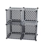Neu Home 4-pk. Stackable Storage Cubes