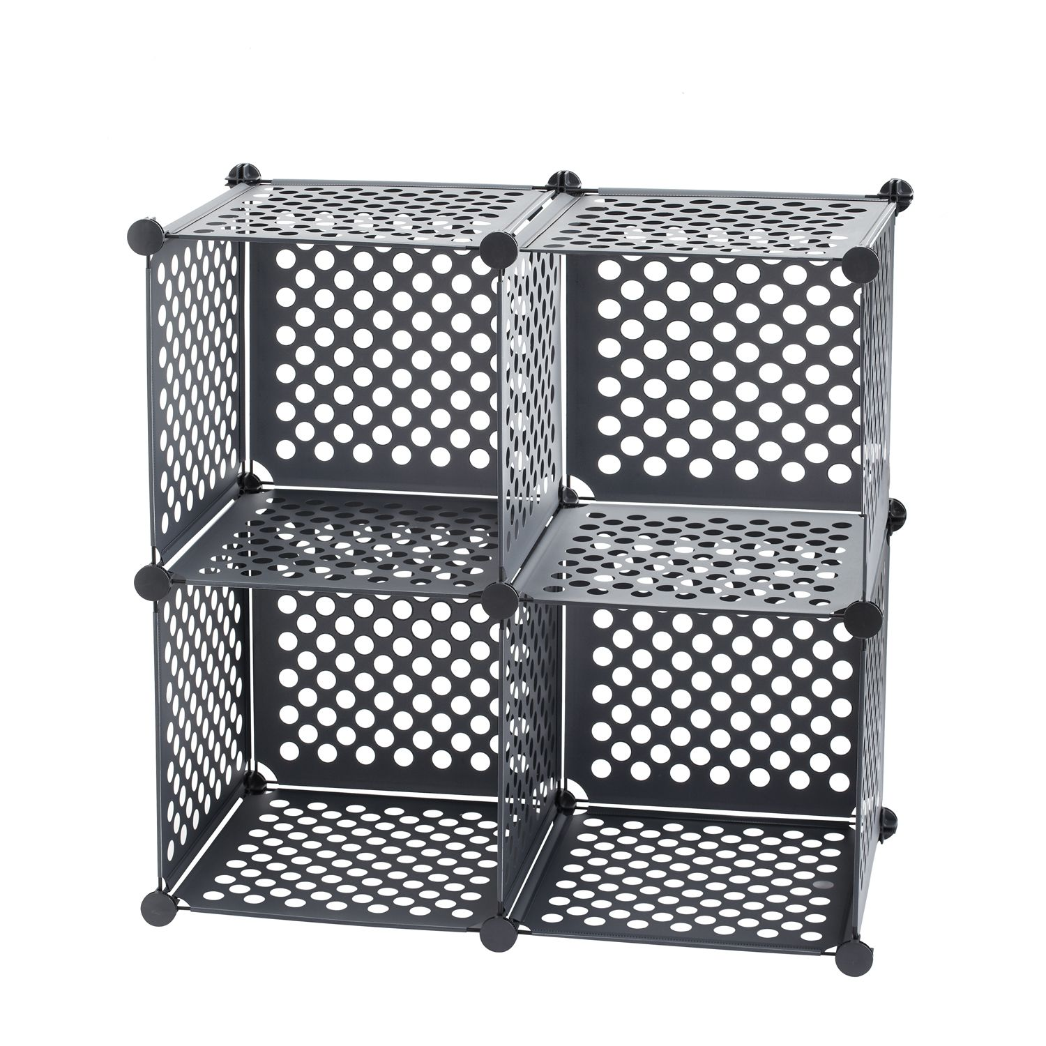 neu home 4pk stackable storage cubes