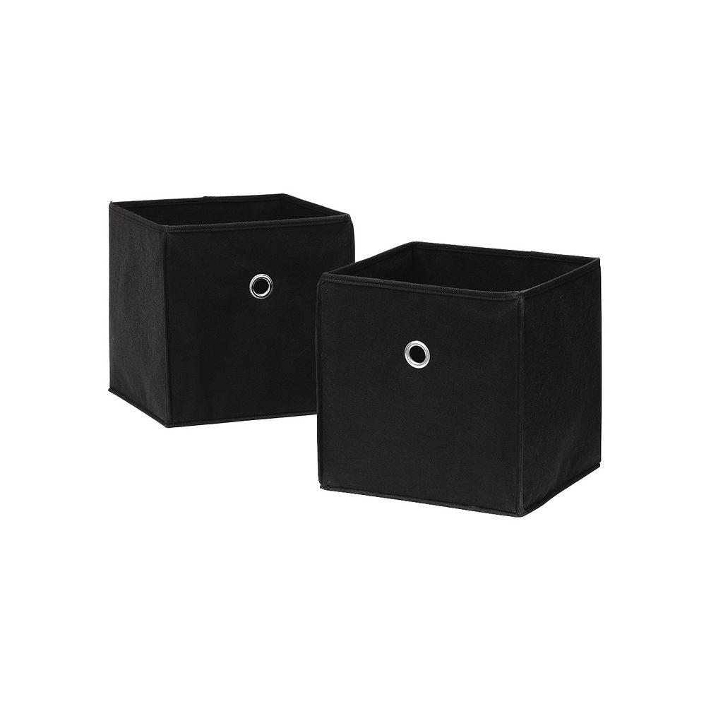 Neu Home 2-pk. Collapsible Storage Bins