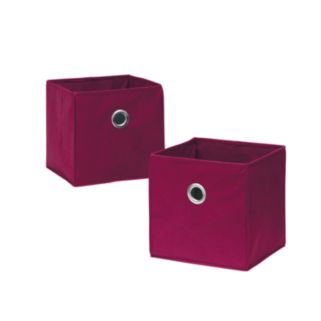 Neu Home 2-pk. Collapsible Storage Bins