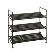 Neu Home 3 tier Stackable Shoe Rack