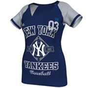 Majestic New York Yankees This Is My City Tee - Women