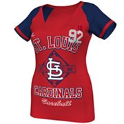 Majestic St. Louis Cardinals This Is My City Tee - Women