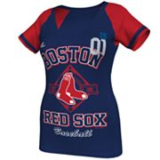 Majestic Boston Red Sox This Is My City Tee - Women