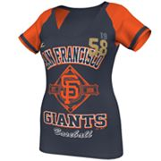 Majestic San Francisco Giants This Is My City Tee - Women