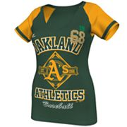 Majestic Oakland Athletics This Is My City Tee - Women