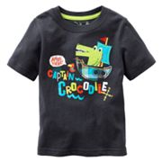 Jumping Beans Captain Crocodile Tee - Baby