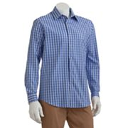Apt. 9 Plaid Casual Button-Down Shirt