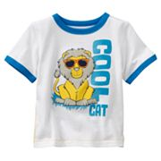 Jumping Beans Cool Cat Tee - Baby