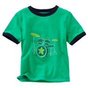 Jumping Beans Drum Set Tee - Baby