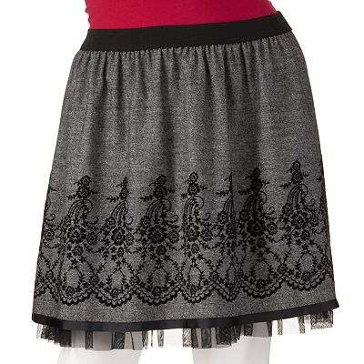 Joe Benbasset Skirt - Juniors' Plus