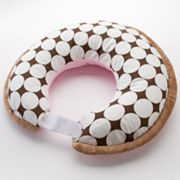 Bacati Nursing Pillow - Pink
