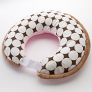 Bacati Nursing Pillow Cover - Pink