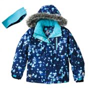 ZeroXposur Romy Dot Snowboard Jacket - Girls 7-16