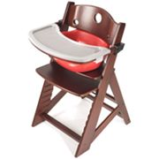 Keekaroo Height Right Kids' Chair - Mahogany