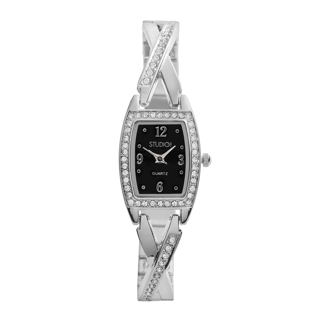Studio Time Women's Crisscross Watch