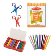 Melissa and Doug Drawing Bundle