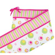 Trend Lab Splash Pink Bumper
