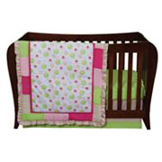 Trend Lab 3-pc. Splash Pink Crib Set