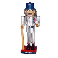 Kurt Adler Chicago Cubs Baseball Player Nutcracker