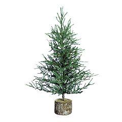 Kurt Adler 3-ft. Pistol Pine Desktop Artificial Christmas Tree