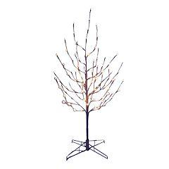 Kurt Adler 4-ft. Twig Pre-Lit LED Artificial Christmas Tree
