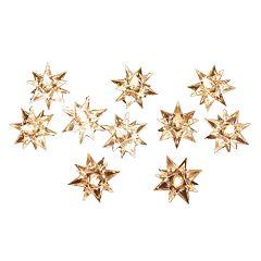 Kurt Adler Indoor Diamond & Star Light Set