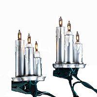 Kurt Adler Indoor Candle Light Set