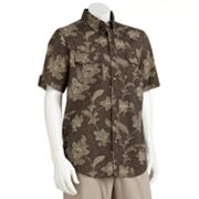 Chaps Havana Floral Casual Button-Down Shirt