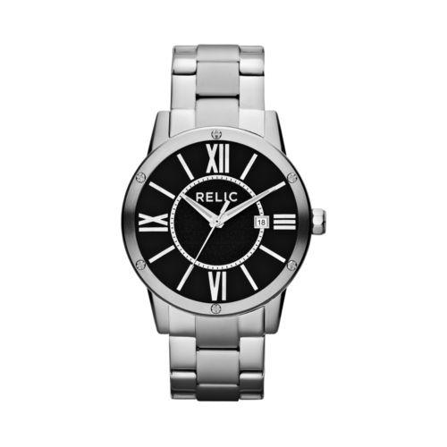 Relic Payton Stainless Steel Watch - ZR11999 - Men
