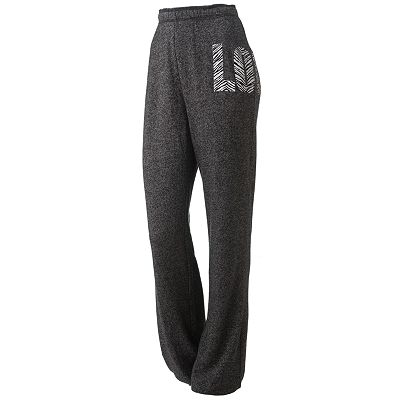 SO Love Cinched French Terry Lounge Pants - Juniors'