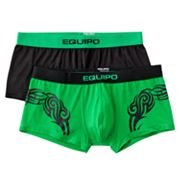 equipo 2-pk. Stretch Brazilian Trunks