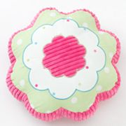 Jumping Beans Sweet Flower Decorative Pillow