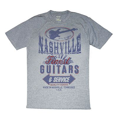 SONOMA life + style Nashville Finest Guitars Tee - Big and Tall