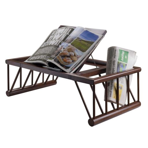 Winsome Cambridge Foldable Bed Desk