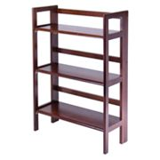 Winsome 3 tier Folding & Stackable Shelf