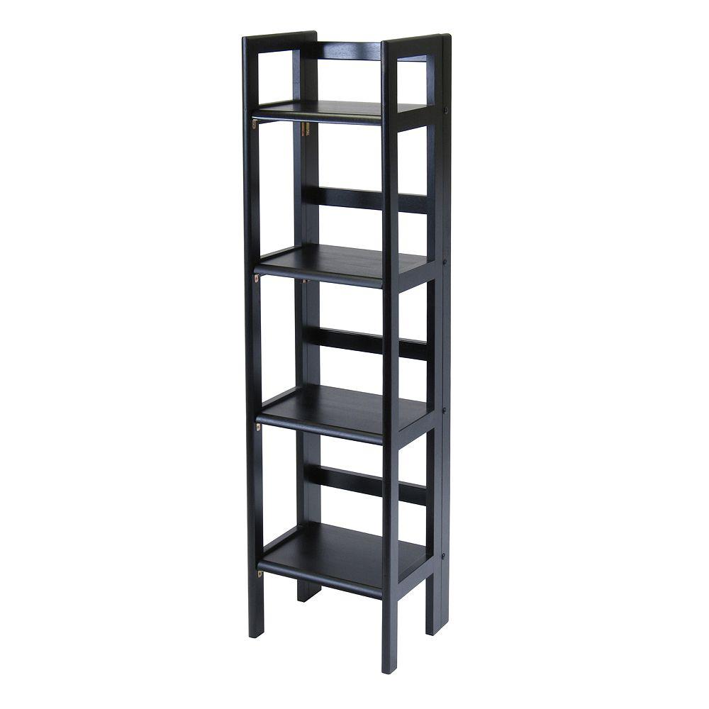 Winsome 4-Tier Folding Storage Shelf
