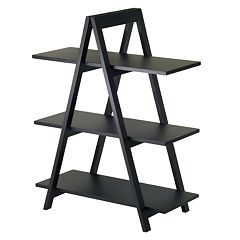 Winsome A-Frame 3 tier Storage Shelf