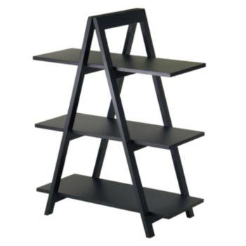 Winsome A-Frame 3-Tier Storage Shelf