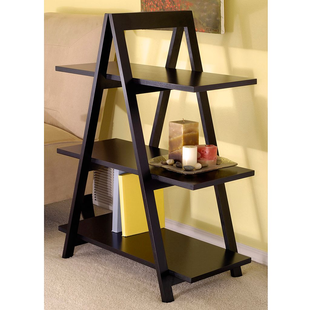 Winsome A-Frame 3-Tier Storage Shelf