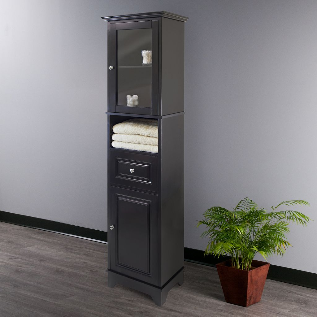 Winsome Alps Tall Cabinet