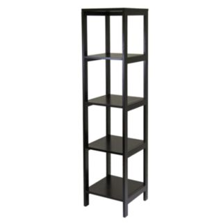 Winsome Hailey 5-Tier Tower Shelf
