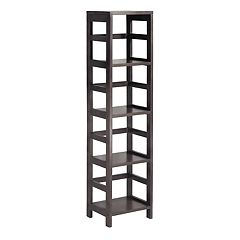 Winsome Leo 5 pc Shelf Set